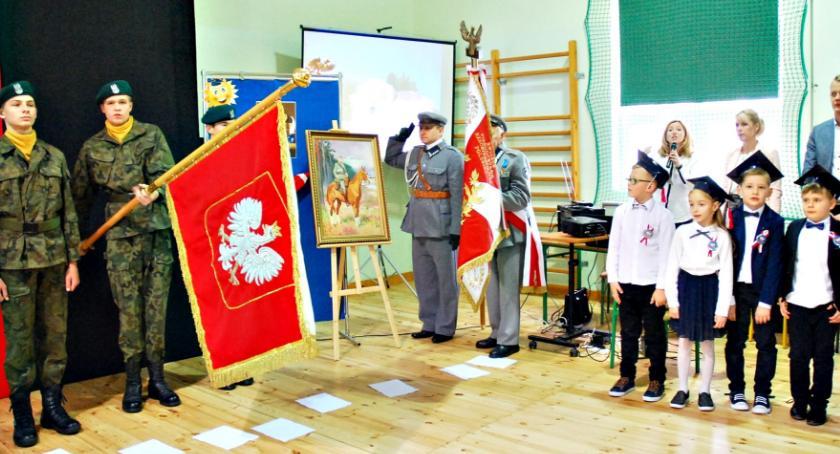 jubileusze, lecie Piłsudskiego Chociszewie - zdjęcie, fotografia
