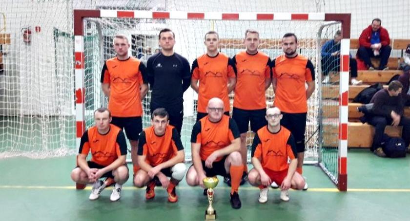 piłka nożna, Puchar wójta Gościmina - zdjęcie, fotografia