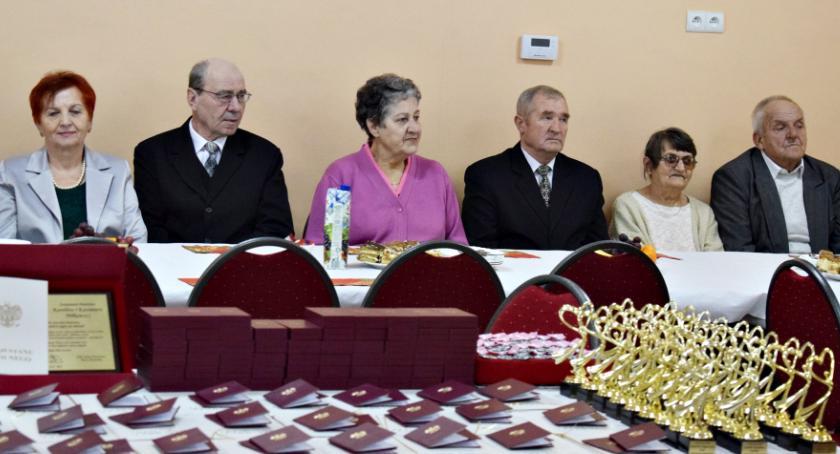 jubileusze, Złote Naruszewie letnim stażem - zdjęcie, fotografia