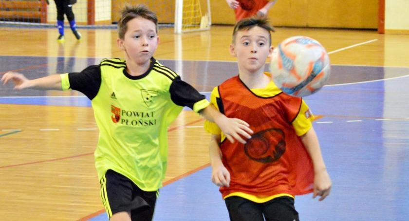 piłka nożna, Emocje samego końca turnieju dziesięciolatków - zdjęcie, fotografia