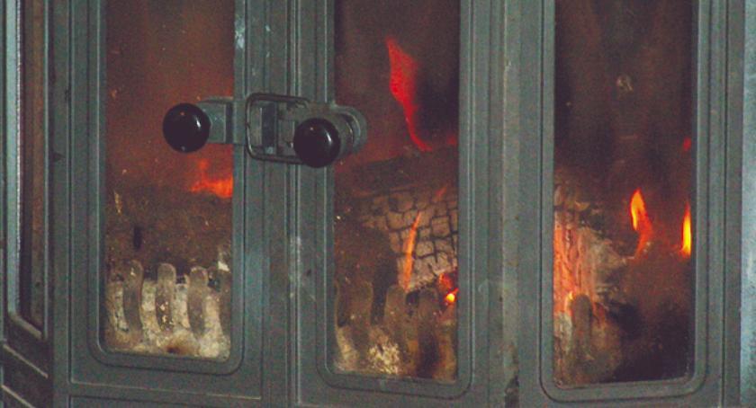 bezpieczeństwo, Strażacy apelują grzewczy rozsądek - zdjęcie, fotografia