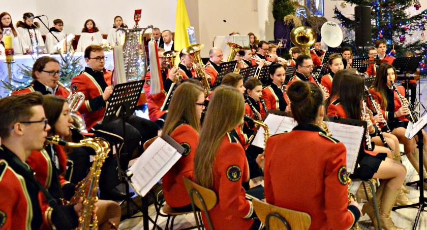 zaproszenia, Noworoczny koncert kolęd pastorałek zbiórką Elwiry - zdjęcie, fotografia