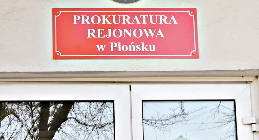 śledcze, Sprawa byłej szefowej Czerwińsku prokuratura postawiła zarzuty - zdjęcie, fotografia