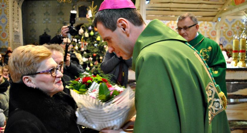 religijnie, Diecezjalny Dzień Babci Dziadka Michała Płońsku - zdjęcie, fotografia