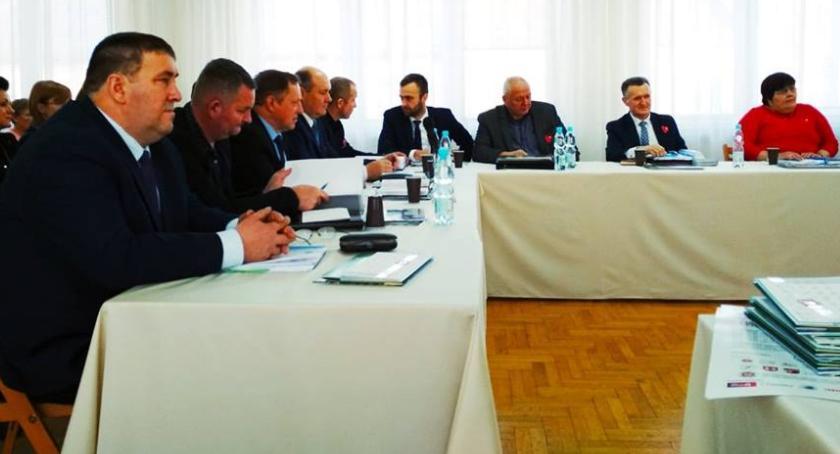 samorząd, Budżet gminy Sochocin uchwalony - zdjęcie, fotografia