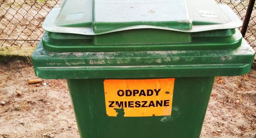 samorząd, Więcej śmieci gminie Sochocin - zdjęcie, fotografia