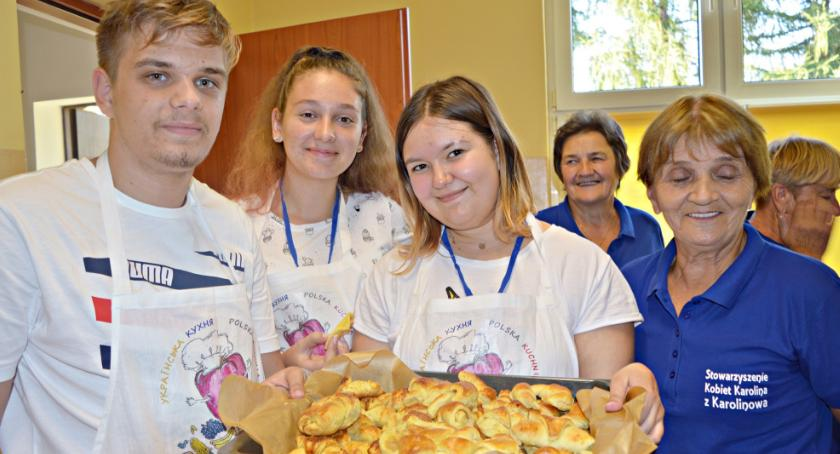 edukacja, Polsko ukraińskie gotowanie - zdjęcie, fotografia