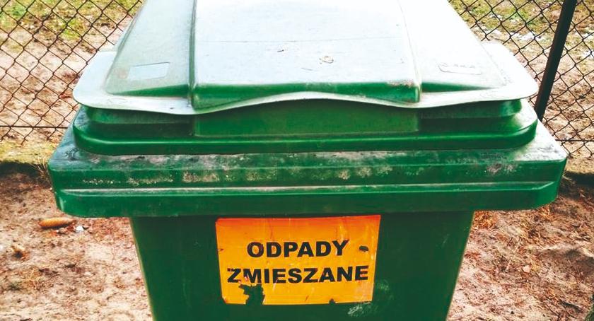 samorząd, Więcej śmieci gminie Joniec - zdjęcie, fotografia