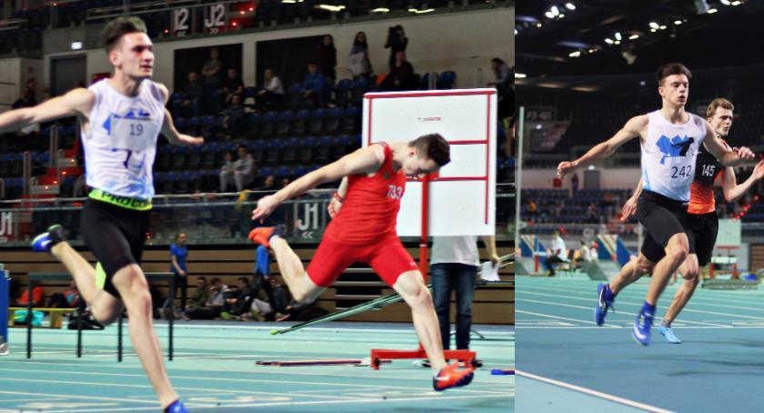 lekkoatletyka, Dobra forma sprinterów ekipy Adamskiego - zdjęcie, fotografia