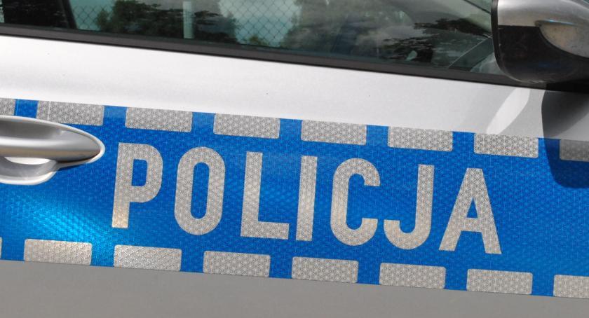 policja na drodze, Pijany zakazem - zdjęcie, fotografia