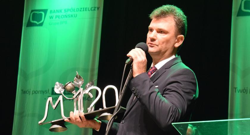 jubileusze, Takiego jubileuszu tylko gratulować lecie Banku Spółdzielczego Płońsku - zdjęcie, fotografia