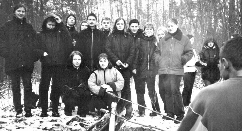 """Retro Płońszczak, """"Ocalić zapomnienia"""" pamięć Sarbiewskim ogniskowym finałem - zdjęcie, fotografia"""