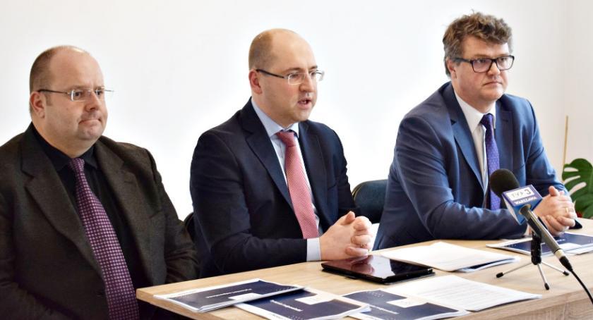 polityka, Senator Bielan gościł Płońsku - zdjęcie, fotografia