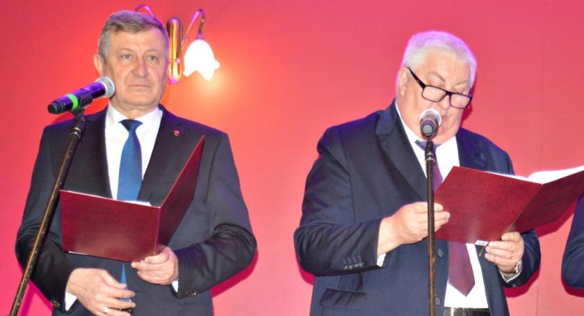 samorząd, Były starosta Andrzej Stolpa sekretarzem wójta Jarosławskiego - zdjęcie, fotografia