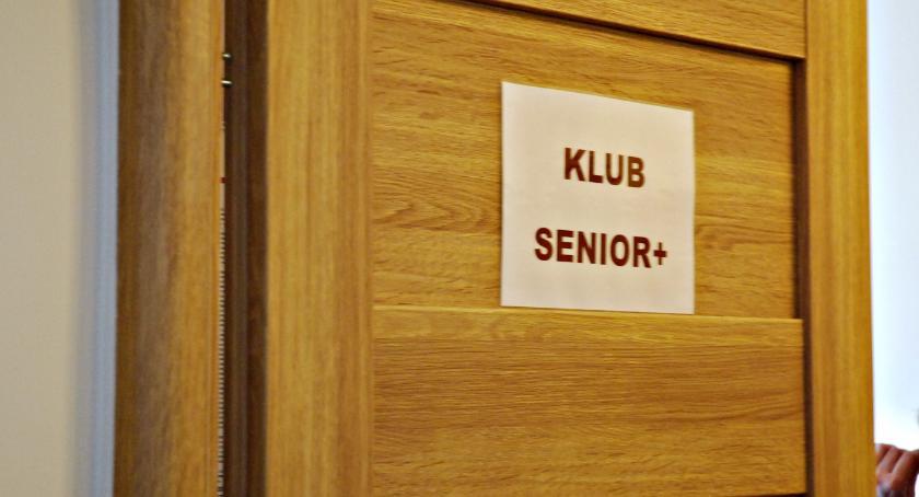 samorząd, Powstaną kolejne kluby seniora - zdjęcie, fotografia