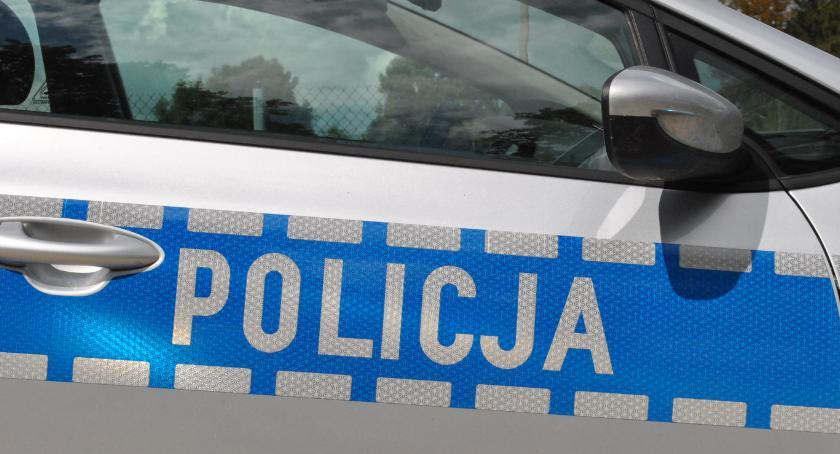 """policja na drodze, Uwaga akcja """"Pasy"""" - zdjęcie, fotografia"""