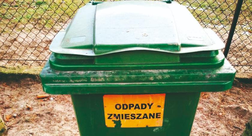 samorząd, Drożej śmieci gminie Miasto - zdjęcie, fotografia