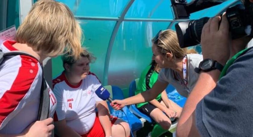 sport niepełnosprawnych, ZŁOTO Igrzyskach Olimpiad Specjalnych Dhabi!!! - zdjęcie, fotografia