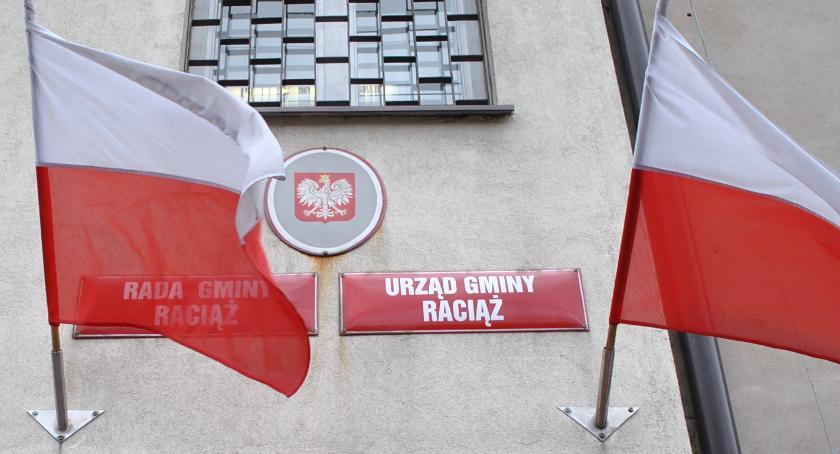 samorząd, gminie Raciąż sołtysi wybrani - zdjęcie, fotografia