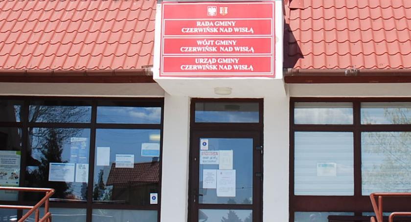 samorząd, Sołtysi gminie Czerwińsk wybrani - zdjęcie, fotografia