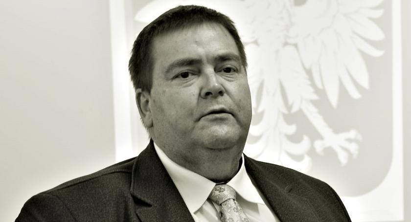 odeszli, Zmarł Romuald Woźniak - zdjęcie, fotografia