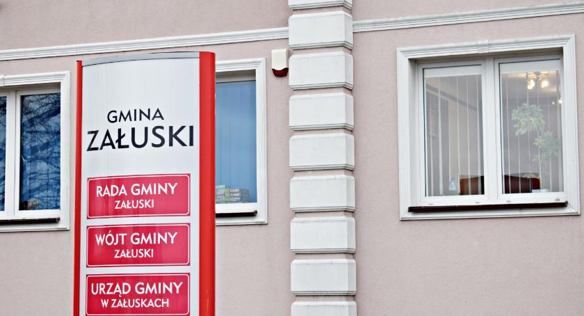 samorząd, Sołtysi gminie Załuski wybrani - zdjęcie, fotografia