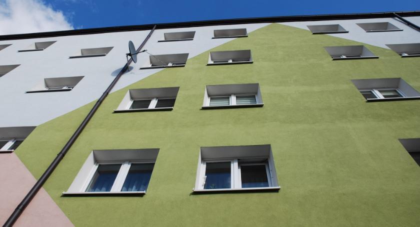 samorząd, polityce mieszkaniowej Płońsku - zdjęcie, fotografia