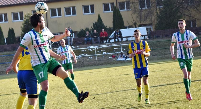 piłka nożna, Powiew optymizmu Sochocinie - zdjęcie, fotografia