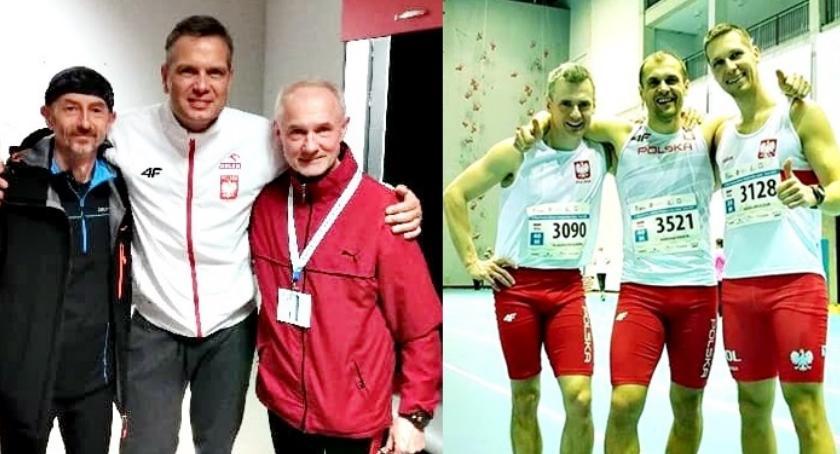 lekkoatletyka, Srebro Dzięgielewskiego mistrzostwach świata mastersów - zdjęcie, fotografia