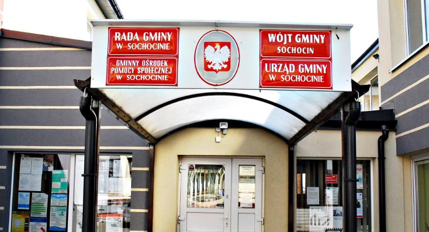 samorząd, Sołtysi gminie Sochocin wybrani - zdjęcie, fotografia