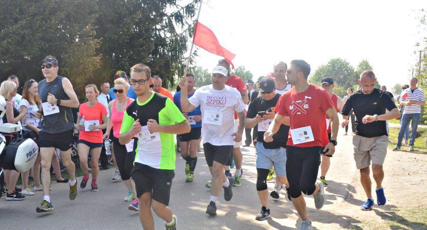 zaproszenia, Druga edycja patriotycznego biegu Kownatach - zdjęcie, fotografia