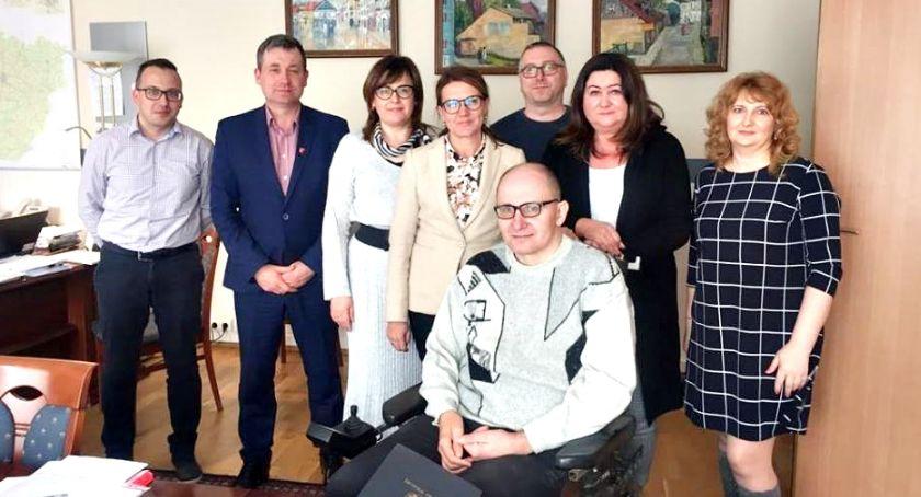 samorząd, spraw osób niepełnosprawnych powołana - zdjęcie, fotografia