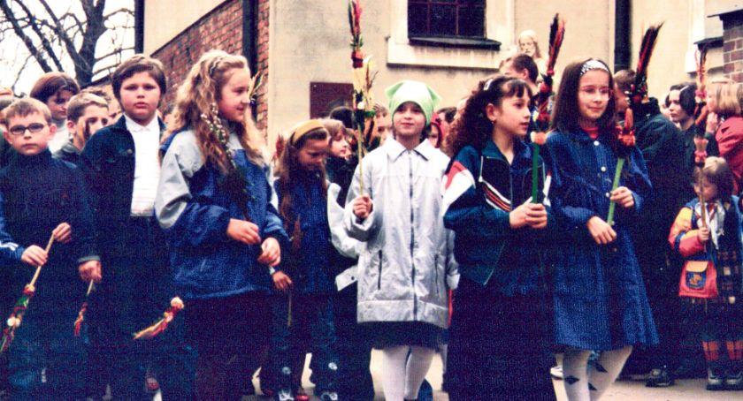 Retro Płońszczak, Pierwsza Niedziela Palmowa nowego wieku - zdjęcie, fotografia
