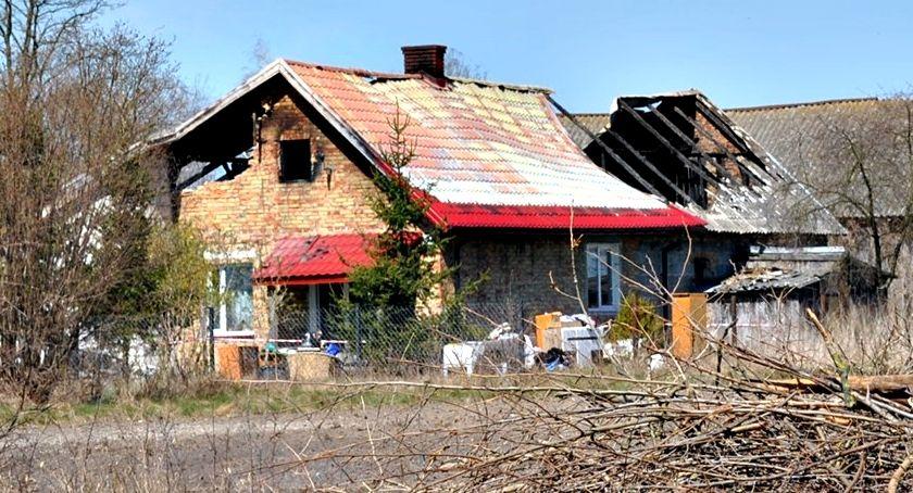 pożary, Stracili głową - zdjęcie, fotografia