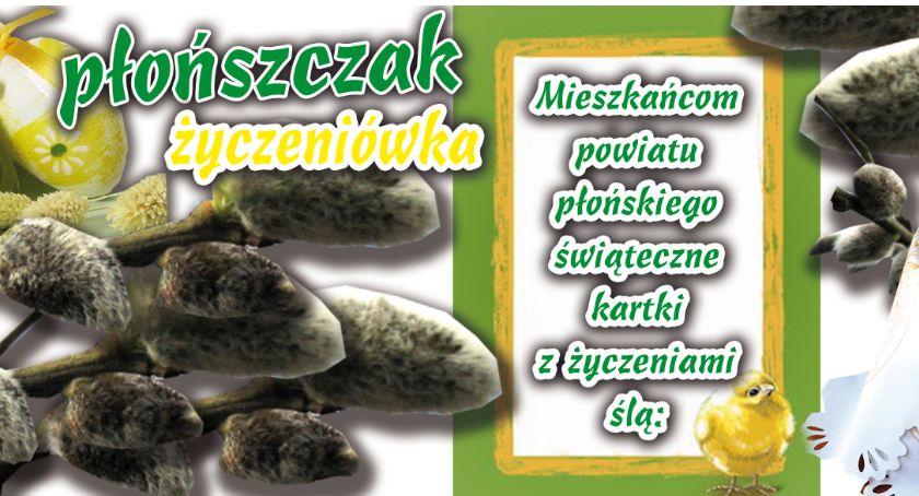 życzenia, GALERIA ŻYCZEŃ mieszkańców powiatu płońskiego - zdjęcie, fotografia