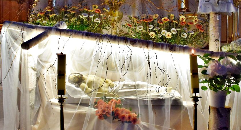 religijnie, Galeria zdjęć Grobów Pańskich naszych kościołów - zdjęcie, fotografia