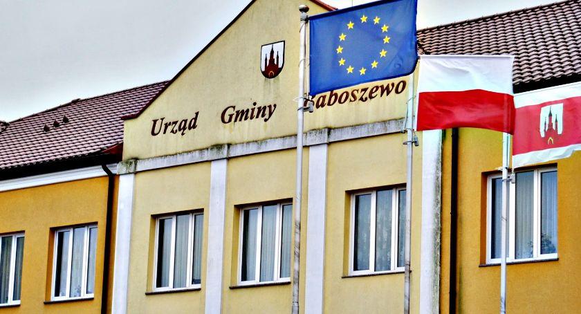 samorząd, Sekretarzem Baboszewie Wojciech Wolder - zdjęcie, fotografia
