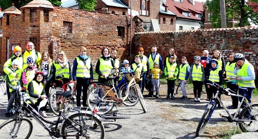 inicjatywy, Rowerami drogą świętego Jakuba - zdjęcie, fotografia