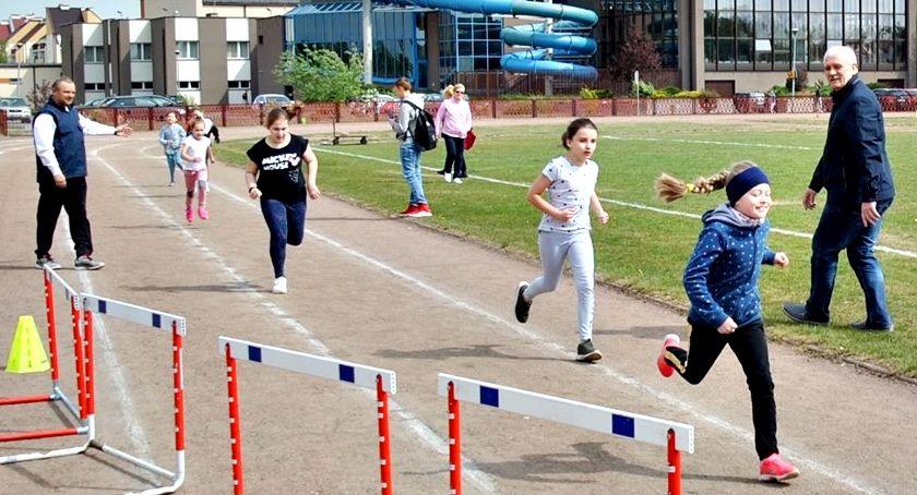 lekkoatletyka, Lekkoatletyczny czwartek - zdjęcie, fotografia