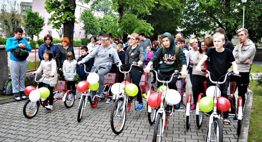 inicjatywy, Wypożyczalnia rowerów osób niepełnosprawnych otwarta - zdjęcie, fotografia