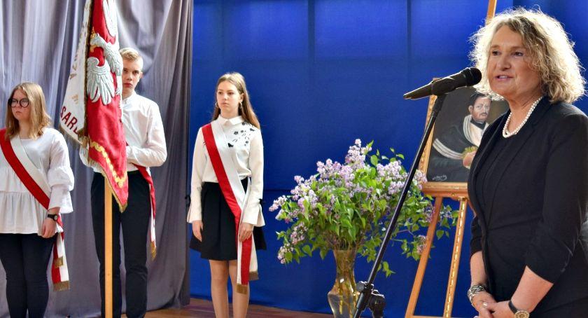 okazjonalne, dzień festiwalu Sarbiewskiego - zdjęcie, fotografia