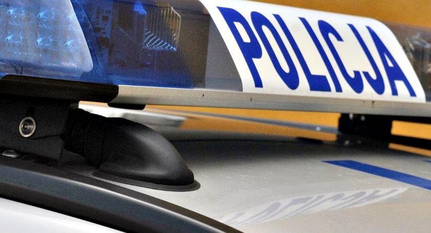policja na drodze, Pięciu nietrzeźwych weekend - zdjęcie, fotografia