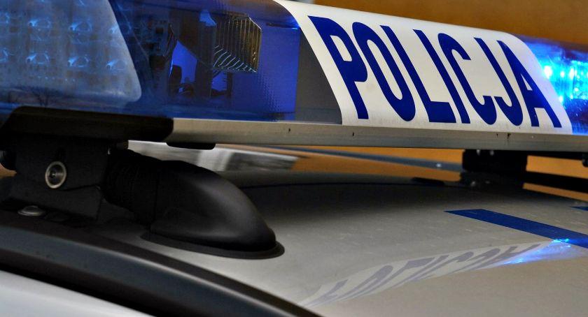 policja na drodze, Nietrzeźwy dożywotnim zakazem - zdjęcie, fotografia