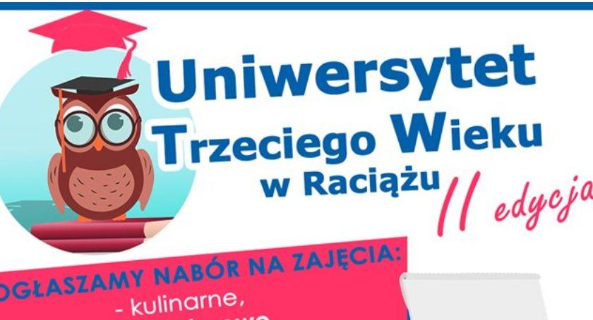 zaproszenia, Będzie druga edycja uniwersytetu - zdjęcie, fotografia