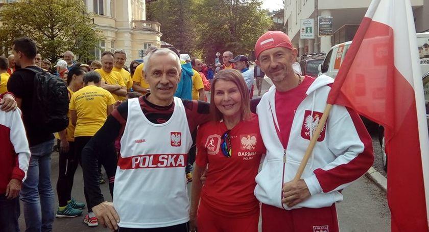 lekkoatletyka, Znowu (stanął podium) zrobił Marek Dzięgielewski wicemistrzem Europy! - zdjęcie, fotografia