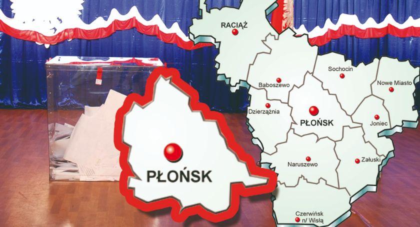 polityka, gminie Płońsk - zdjęcie, fotografia