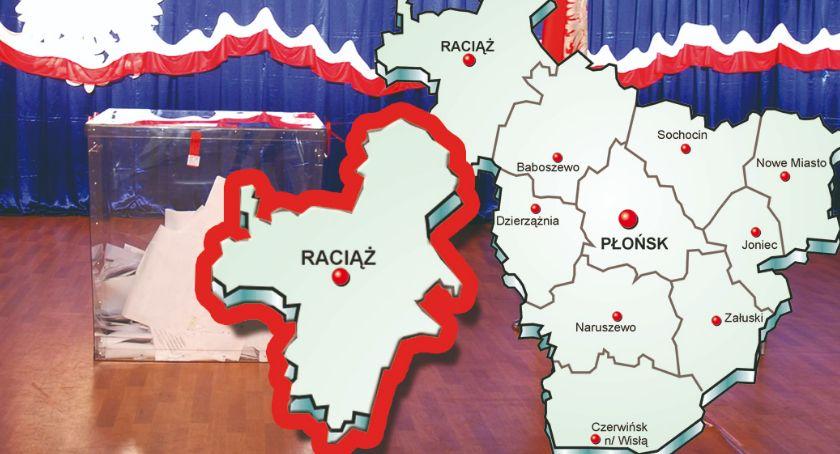 polityka, gminie Raciąż - zdjęcie, fotografia