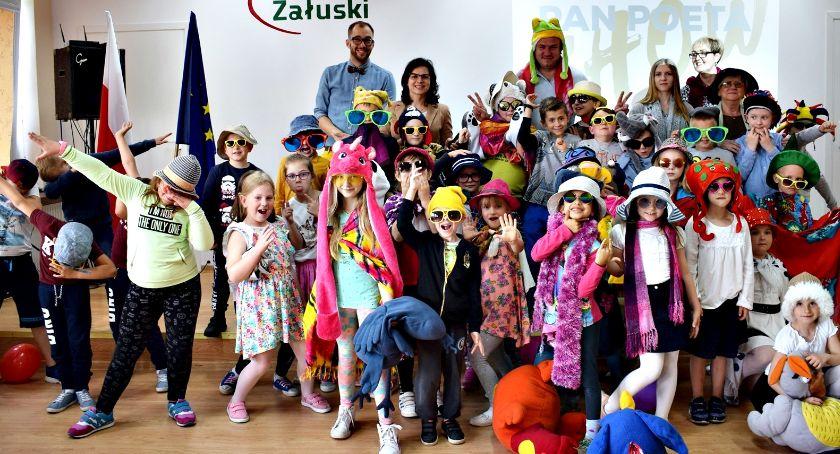 okazjonalne, Poeta zrobił dzieci Załuskach - zdjęcie, fotografia