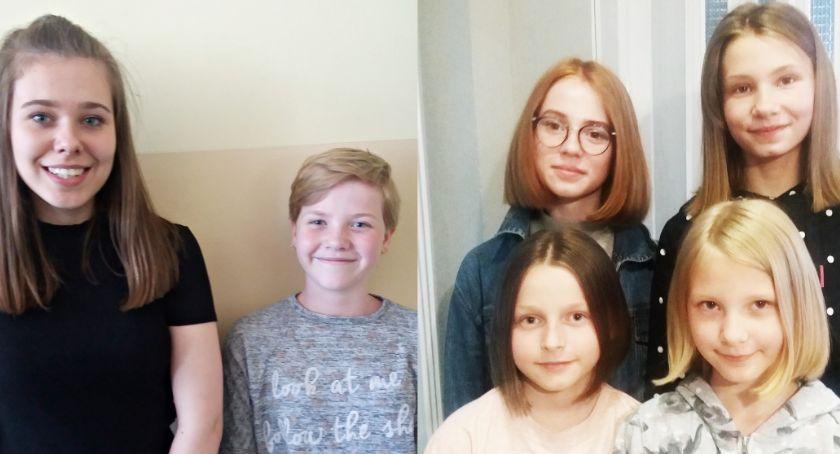 zdrowie, Brawo brawo brawo! Obcięły włosy pomóc innym - zdjęcie, fotografia