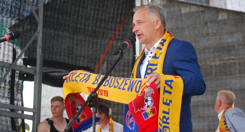 jubileusze, Baboszewskie Orlęta już… Orły świętowanie lecia - zdjęcie, fotografia